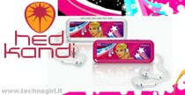 Hed Kandi MP3 player