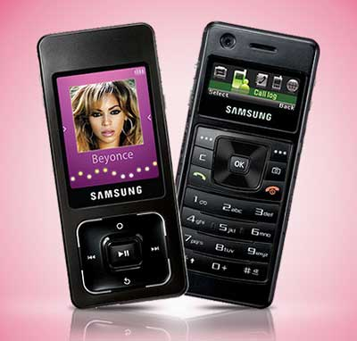 Samsung Music Phone