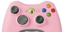 Controller Rosa Wireless per Xbox 360