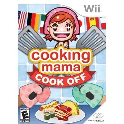 Imparare a cucinare giocando a cooking mama