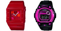 Casio Baby-G: orologi geek al femminile