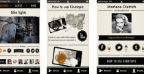 Kinotopic, app per foto animate