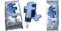 Facecream, il gelato di Facebook