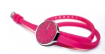 HOOPS - Glam Gummy fucsia