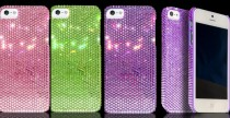 Cover Swarovski per iPhone 5