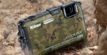 Nikon Coolpix camo
