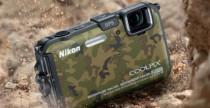 Nikon Coolpix camo