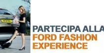 Tecnologia e moda da Ford: vinci 1000 euro