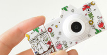 Digital Camera Moomin
