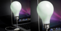 Bright Idea lampadina USB