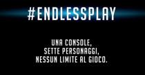 #Endlessplay la nuova campagna firmata PS4