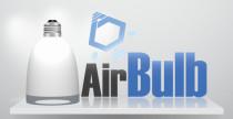 AirBulb, luce e musica