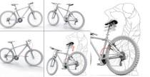 Inflator Bicycle