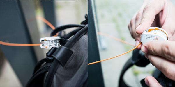 Lucchetto Microlock Safe+