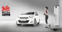 Concorso Nissan: vinci una Micra Freddy con un Selfie