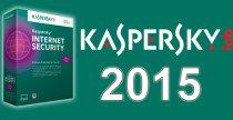 Antivirus Kaspesky Internet Security 2015
