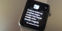 La prima app di Google per Apple Watch