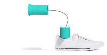 Water Vacuum contro gli odori delle scarpe