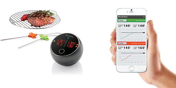 Grill Alert, un'app che griglia la carne per voi