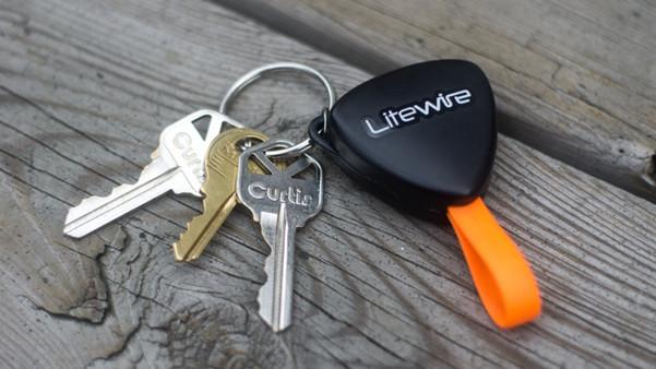 LiteWire, il cavo di ricarica più pratico che ci sia