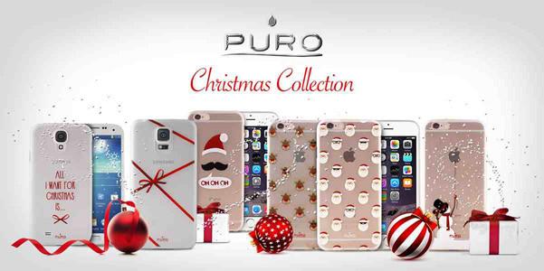 Cover Puro Winter Collection per il Natale 2015
