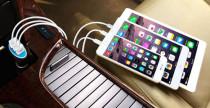 Smartphon e tablet, ricarica rapida ovunque