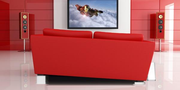 Immersit, il divano si muove mentre guardi un film