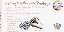 App per disegnare Plumbago