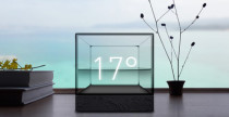 Weather Cube, il meteo in scatola