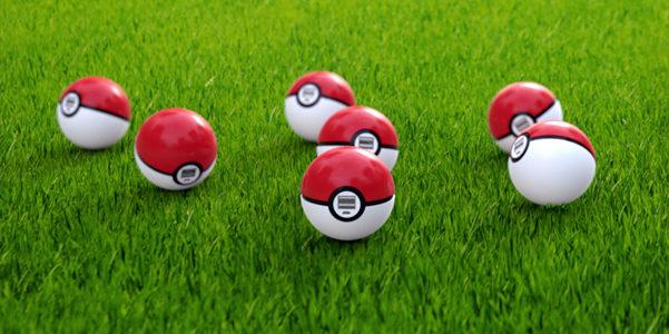 Pokéball Charger, mai senza batteria a caccia di Pokemon