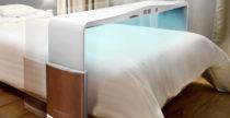 Bed Care Table, il tavolo che purifica il letto