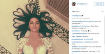 Kendall Jenner dice addio a Instagram