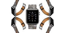 Cambia cinturino all'Apple Watch: Hermès Equateur Tatouage