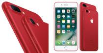 iPhone 7 rosso in edizione limitata