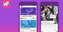 Uptime, l'app per condividere i video