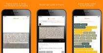 Postepic, l'app per le citazioni letterarie