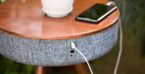 Mellow table, il tavolino multimediale