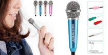 Mini microfono per il karaoke