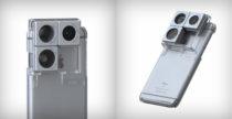 Puzlook, tre obiettivi per un iPhone