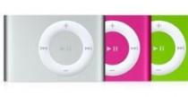 iPod Shuffle a colori