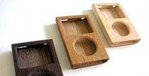 Custodie per iPod: adesso anche in legno