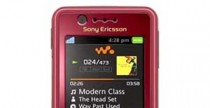 Sony Ericsson W660 Walkman player