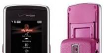 LG Venus si tinge di rosa