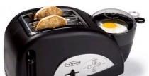 Egg & Muffin Toaster: colazione pronta in soli quattro minuti