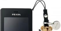 Charms Teddy Bear Trick Quirino by Prada