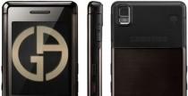 Samsung P520: un tocco di stile firmato Armani