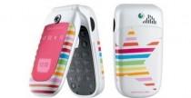 Sony Ericsson Z310- special edition firmata Agatha Ruiz de la Prada