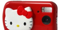Fotocamera Hello Kitty DC500 Red