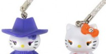 Il phone straps: Hello Kitty veste Galliano