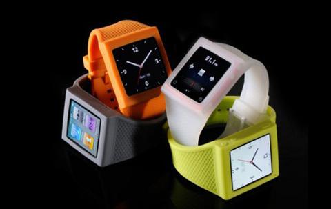 Hex iPod Nano watch band